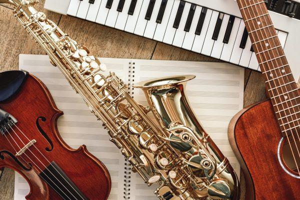 Schiller-Gymnasium - Infotag - Musik