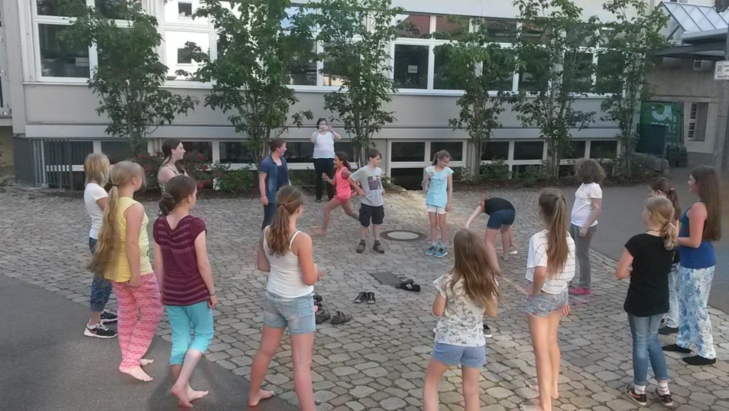 Schiller-Gymnasium - Infotag